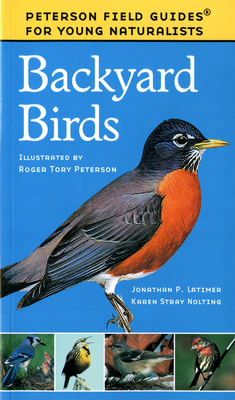 Cover for Backyard Birds (Peterson Field Guides