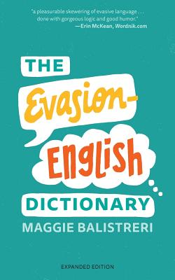 The Evasion-English Dictionary: Expanded Edition Cover Image