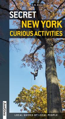 Secret New York: Curious Activities Cover Image