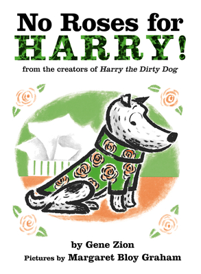 No Roses for Harry! Board Book Cover Image