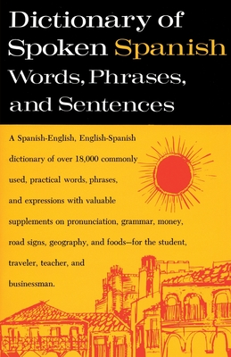Dictionary of Spoken Spanish Cover Image