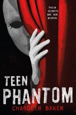 Teen Phantom: High School Horror Cover Image