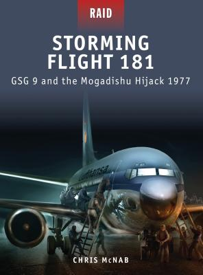 Storming Flight 181 Cover