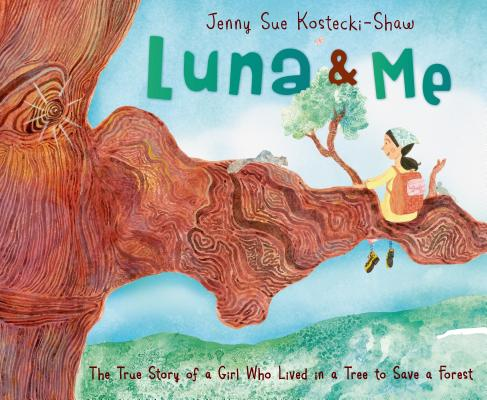 Luna & Me Cover