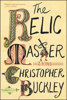 The Relic Master: A Novel Cover Image