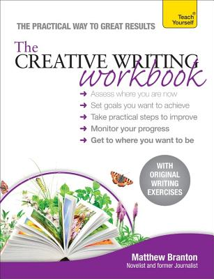 The Creative Writing Workbook Cover Image