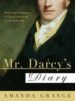 Mr. Darcy's Diary Cover