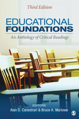 Educational Foundations: An Anthology of Critical Readings Cover Image