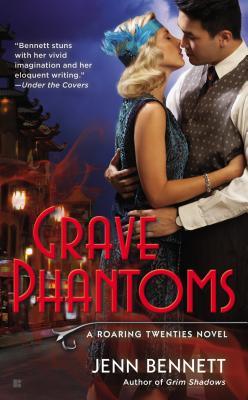 Grave Phantoms (A Roaring Twenties Novel #3) Cover Image