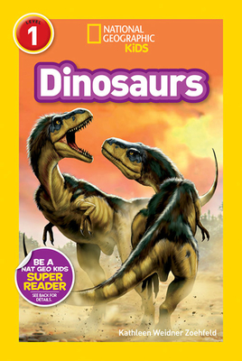 National Geographic Readers: Dinosaurs Cover Image