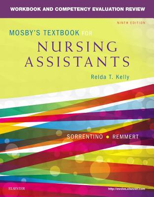 Workbook and Competency Evaluation Review for Mosby's Textbook for Nursing Assistants Cover Image