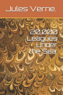 20,000 Leagues Under the Sea. Cover Image