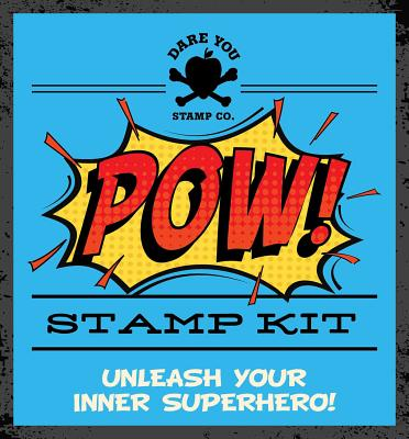 POW! Stamp Kit (Dare You Stamp Company) Cover Image