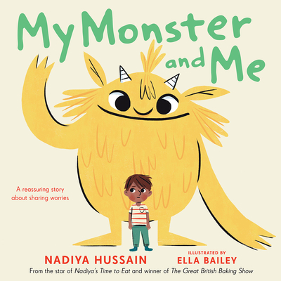 My Monster and Me Cover Image