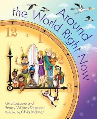 Cover for Around the World Right Now
