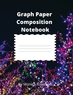 Graph Paper Composition Notebook Cover Image