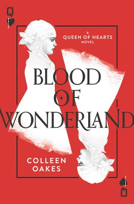 Blood of Wonderland Cover