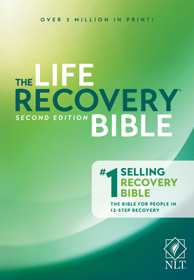 The Life Recovery Bible NLT Cover Image