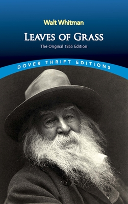 Leaves of Grass: The Original 1855 Edition (Dover Thrift Editions) Cover Image