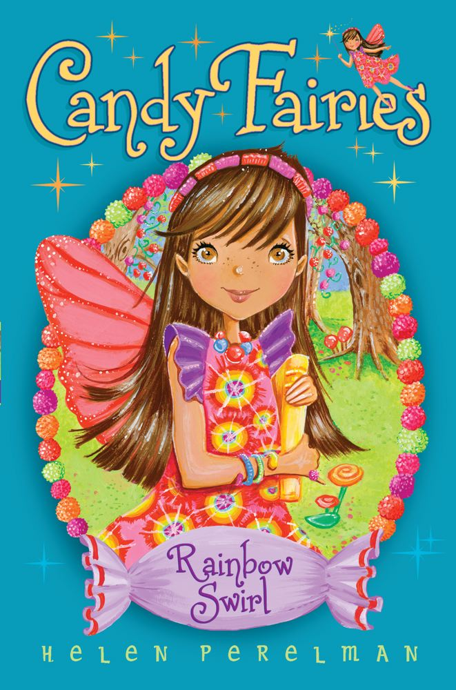 Rainbow Swirl (Candy Fairies #2) Cover Image