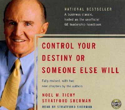 Control Your Destiny or Someone Else Will CD Cover