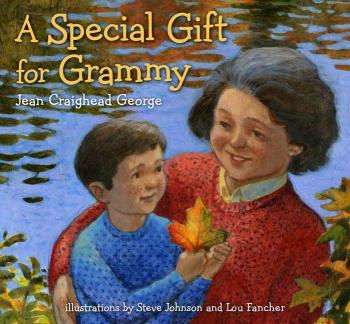 Special Gift For GrammyJean Craighead George