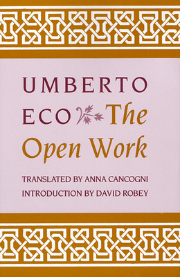 Cover for Open Work