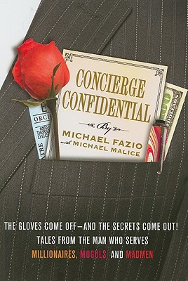 Concierge Confidential Cover