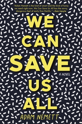 Cover for We Can Save Us All