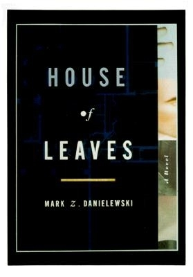 House of Leaves Cover Image