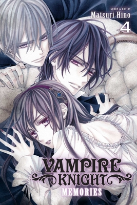 Cover for Vampire Knight
