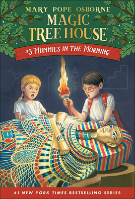 Mummies in the Morning (Magic Tree House #3) Cover Image