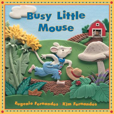 Cover for Busy Little Mouse