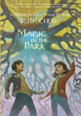 Magic in the Park Cover