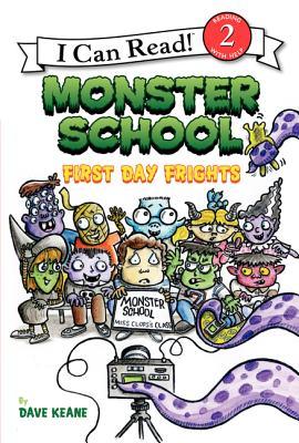 Monster School Cover