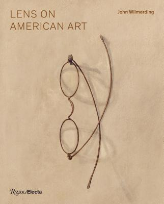 Lens on American Art: The Depiction and Role of Eyeglasses Cover Image