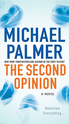 The Second Opinion Cover