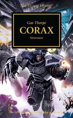 Corax (The Horus Heresy #40) Cover Image