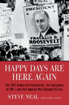 Cover for Happy Days Are Here Again