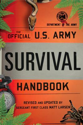 The Official U.S. Army Survival Handbook Cover Image