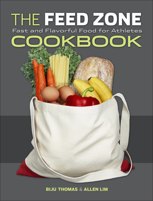 The Feed Zone Cookbook Cover