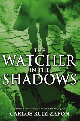 The Watcher in the Shadows Cover