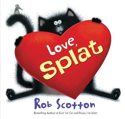 Love, Splat Cover Image