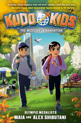 Kudo Kids: The Mystery in Manhattan Cover Image