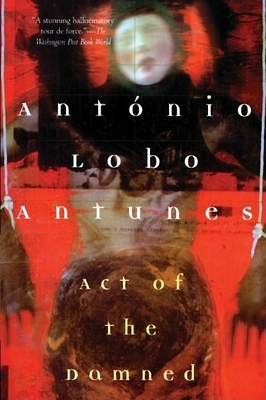 Cover for Act of the Damned (Antunes)