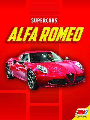Alfa Romeo Cover Image