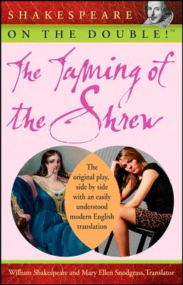 The Taming of the Shrew (Shakespeare on the Double!) Cover Image