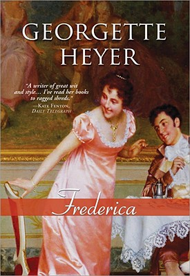 Frederica Cover