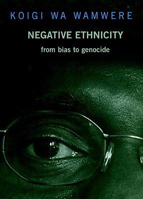 Negative Ethnicity: From Bias to Genocide Cover Image
