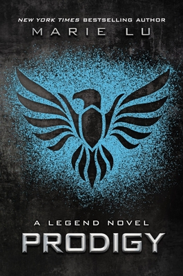 Prodigy: A Legend Novel Cover Image